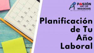 Planificación de Tu Año Laboral