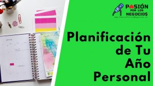 Planificación de Tu Año Personal
